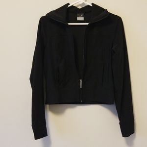 NIKE Dri- Fit Black Jacket Sz S
